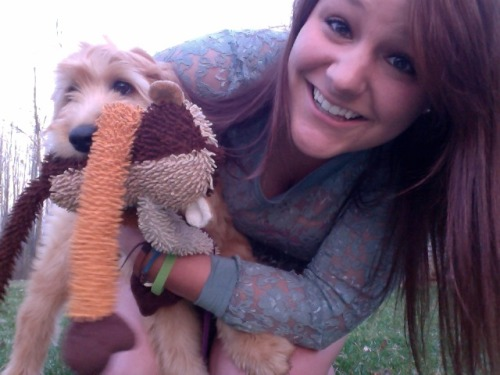 cutest pup in the world <3