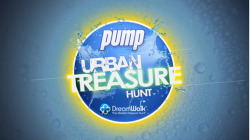 Pump Urban Treasure Hunt. An online interactive hunt for prizes. SMART (now McCann) andNew Republique were asked to come up with a promotion that tied PUMP water to The Amazing Race Australia.  Instead of just sticking a promo on TV and a few labels, we came back with the idea of an online, real-life hunt for prizes that brings to life PUMP's core brand message 'get pumped for action' with the essence of The Amazing Race Australia.  Click the image above to  watch the video and see how it worked.