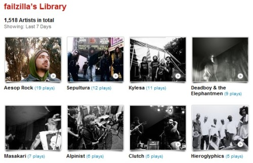 my last.fm for the week of 03.10.12-03.16.12