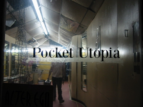 "Wednesday, Mar 28:Pocket Utopia Grand Re-Opening Reception 6-8p191 Henry St., NYC (bt Clinton & Jefferson)Mar 28: Donald Steele : ""The Queen and I"" one night exhibition of royal photographs by playwright Donald SteelePocket Utopia will officially reopen on April 29th with the exhibition ""Portraits of Artists: 18th Century French Engravings"" (in collaboration with C. G. Boerner)"