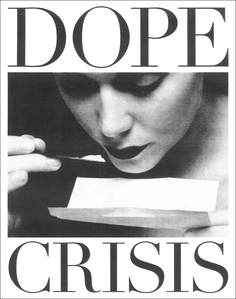 Dope Crisis  original photography 2011