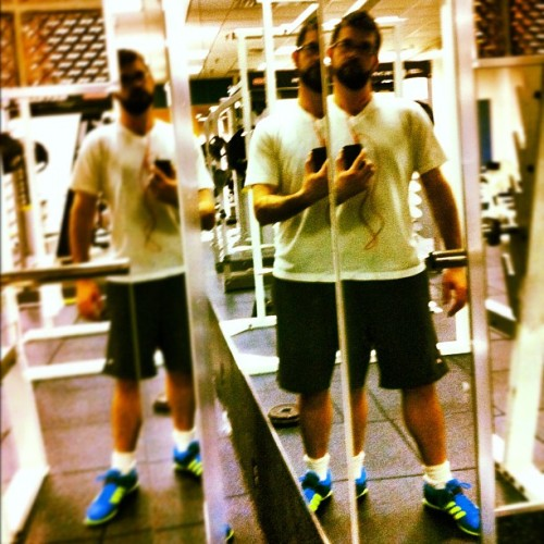 gpoy gym rat (Taken with instagram) I just deadlifted 1.3x my body weight!