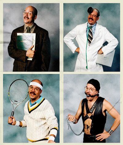 Tobias Funke Headshots-he is just so versatile