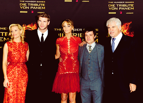 The Hunger Games Premiere - Germany