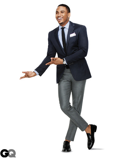 Trey Songz modelling these jackets is reason #409334 that I love him. Trey Songz by Ben Watts and Tom Schierlitz for GQ Magazine.
