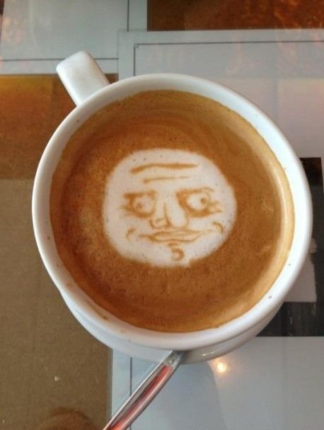 wilwheaton:  (via Me Gusta Coffee [Pick-Me-Up]) O.O  Amazing