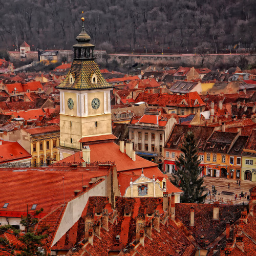 travelthisworld:  Brasov, Romania