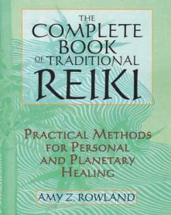 Complete Book of Traditional #Reiki By Amy Rowland Reiki #practitioners direct universal energy into the physical body through hands-on and energy-field healing to support the client in recovering health and reclaiming well-being. An easy-to-learn form of energy medicine, Reiki is becoming commonplace in such conventional settings as hospitals, hospices, and psychotherapy practices because it relaxes, relieve stress, reduces and eliminates pain, accelerates healing, and helps support the gentle restoration of the body's natural balance. It is a unique healing art in that it can be learned by anyone, with no special knowledge of anatomy needed.