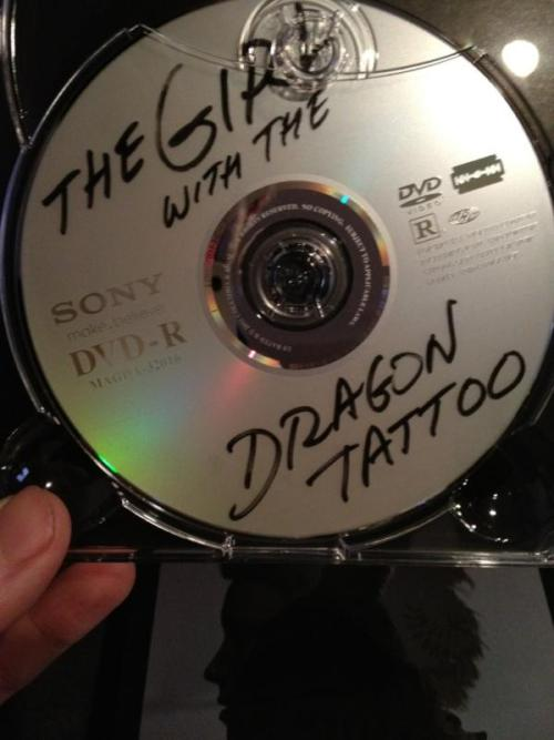 criterioncorner:  A Gift From Lisbeth inside the blu-ray of David Fincher's THE GIRL WITH THE DRAGON TATTOO, you'll find the least official-looking digital copy you've ever seen. a little hint of rebellion from modern cinema's most striking icon of counterculture. oh, the fun that Criterion might have had with this Fincher… @CriterionCorner