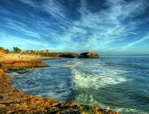 llbwwb:  HDR OF THE NATURAL BRIDGES AREA (by pendeho)