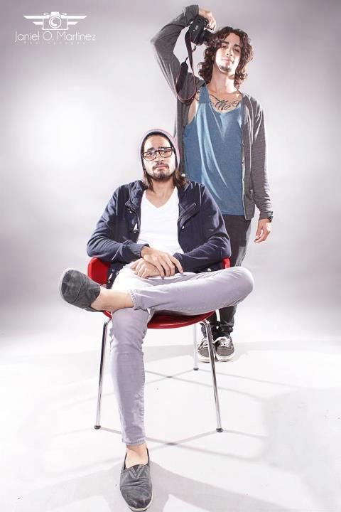 With my photo partner Bryan Santiago :)Picture by: Janiel Martinez