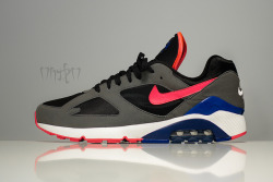 "Nike Air 180 iD ""Reverse Ultramarine"" on Flickr.Glad i threw these in my cart before i made that final 180 iD order…*whew*"