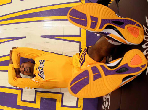 fuckyeahlakers:  On tonight's episode of Chillin' With Metta …