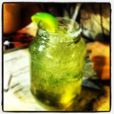 #margarita #joescrabshack (Taken with instagram)