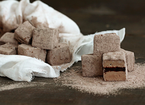 Mudslide Marshmallows —