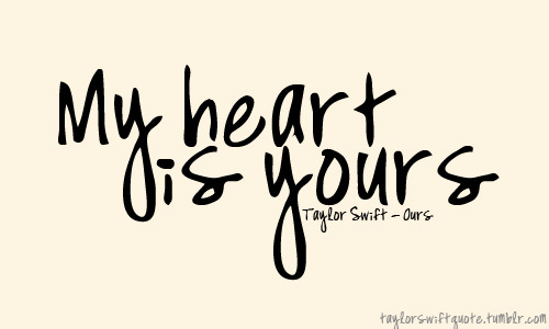 taylor swift song quotes tumblr - photo #21