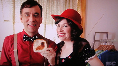 scotchwalrus:  Why am I only now discovering Portlandia? It's hilarious!  I agree! I finally started watching it after putting it off for ages and it's so incredible! Review coming soon, I have so much to say!!