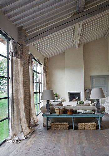 a renovated farmhouse in parma, italy (by the style files)