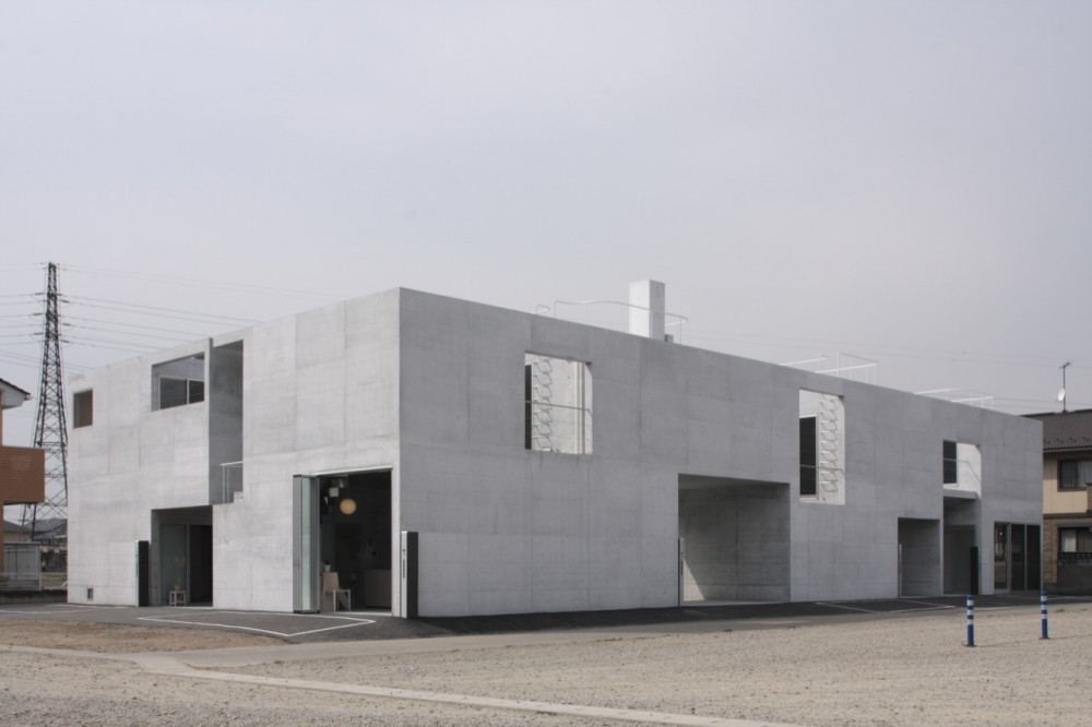 Static Quarry | Ikimono Architects