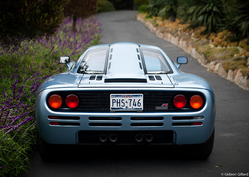 Everything in the right place Starring: Mclaren F1 (by GHG Photography)