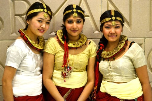 Tibetan + Indian + Nepalese | Nepalese Dance Performance E
