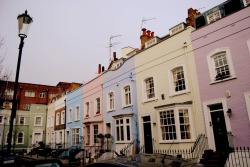 khimara:  Pastel Kings Road by Alixanne Hucker on Flickr King's Road, Chelsea, London