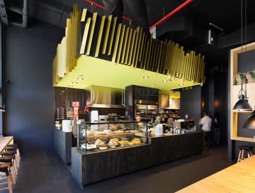 aros:  11 Inch Pizzeria by Zwei Interiors and Architecture, Melbourne