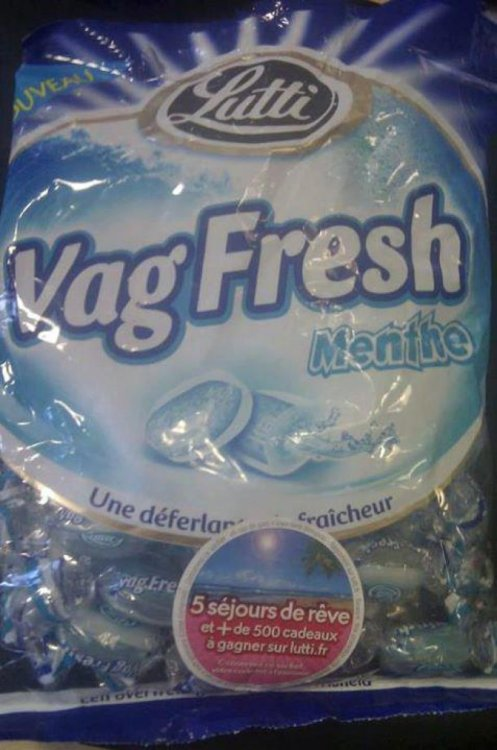 VagFresh Mints   Try it, you pussy.