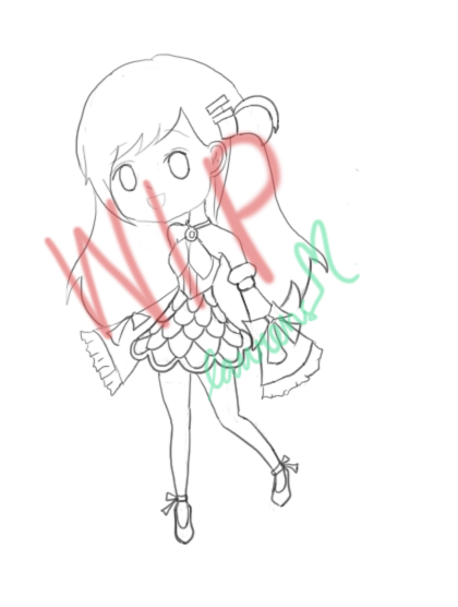the clean line art ovo