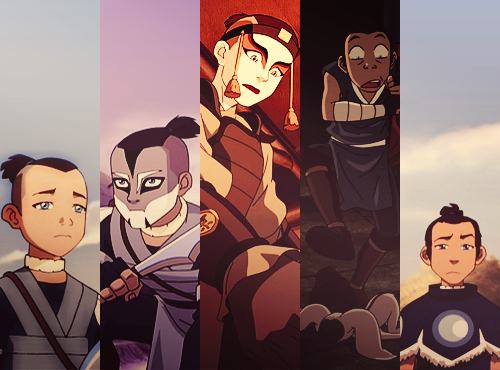 I totally almost made out with Sokka in my dream the other night
