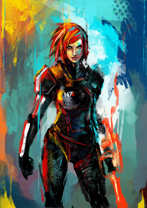 assorted-goodness:  N7 - by Muju