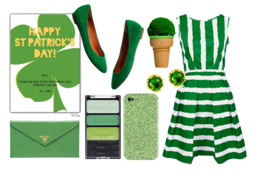 Paint the town green!
