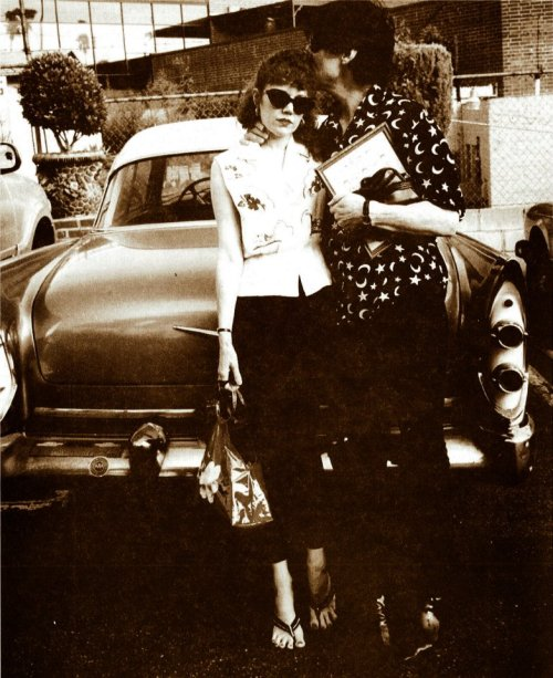 junglerot:  The Cramps
