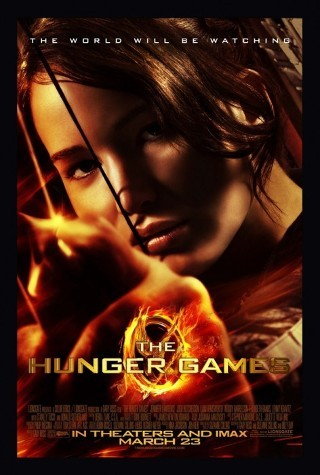 I am watching The Hunger Games                                                  836 others are also watching                       The Hunger Games on GetGlue.com
