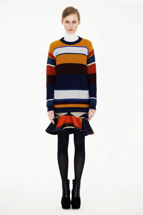 ostwaldhelgason:  Ostwald Helgason - Fall Winter '12 - MADE FW @ Milk Studios New York