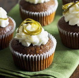 (via Guinness-Gingerbread Cupcakes - Fine Cooking Recipes, Techniques and Tips)