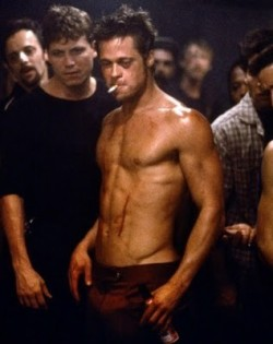 fight club!