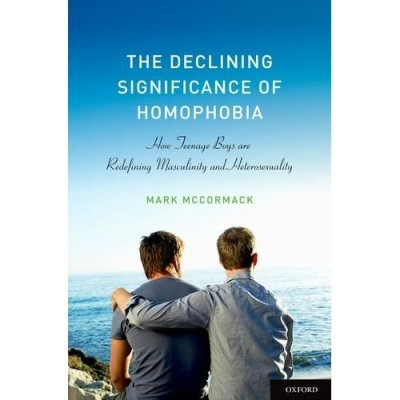 tan-the-man:  Mark McCormack's The Declining Significance of Homophobia: How Teenage Boys are Redefining Masculinity Looking forward to receiving this from the library.  Hmm…not sure if I completely agree with the premise, nor that McCormack did extensive enough research. Still, I'll probably read this. Here's an article about it from the Economist: http://www.economist.com/node/21548961