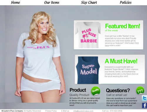 www.custom-plus.com featuring the amazing Stacey Hiett!