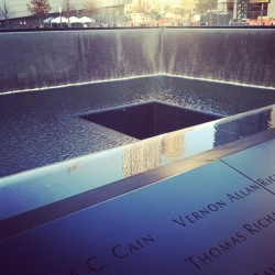 Ground Zero #newyork  (Taken with instagram)