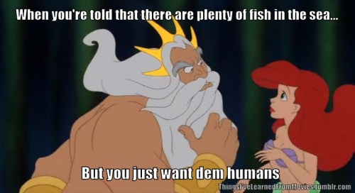 Things I've Learned from Disney Movies # 6