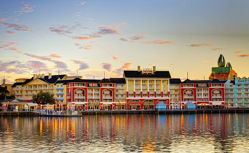 Ohgod, I love Disney's Boardwalk!