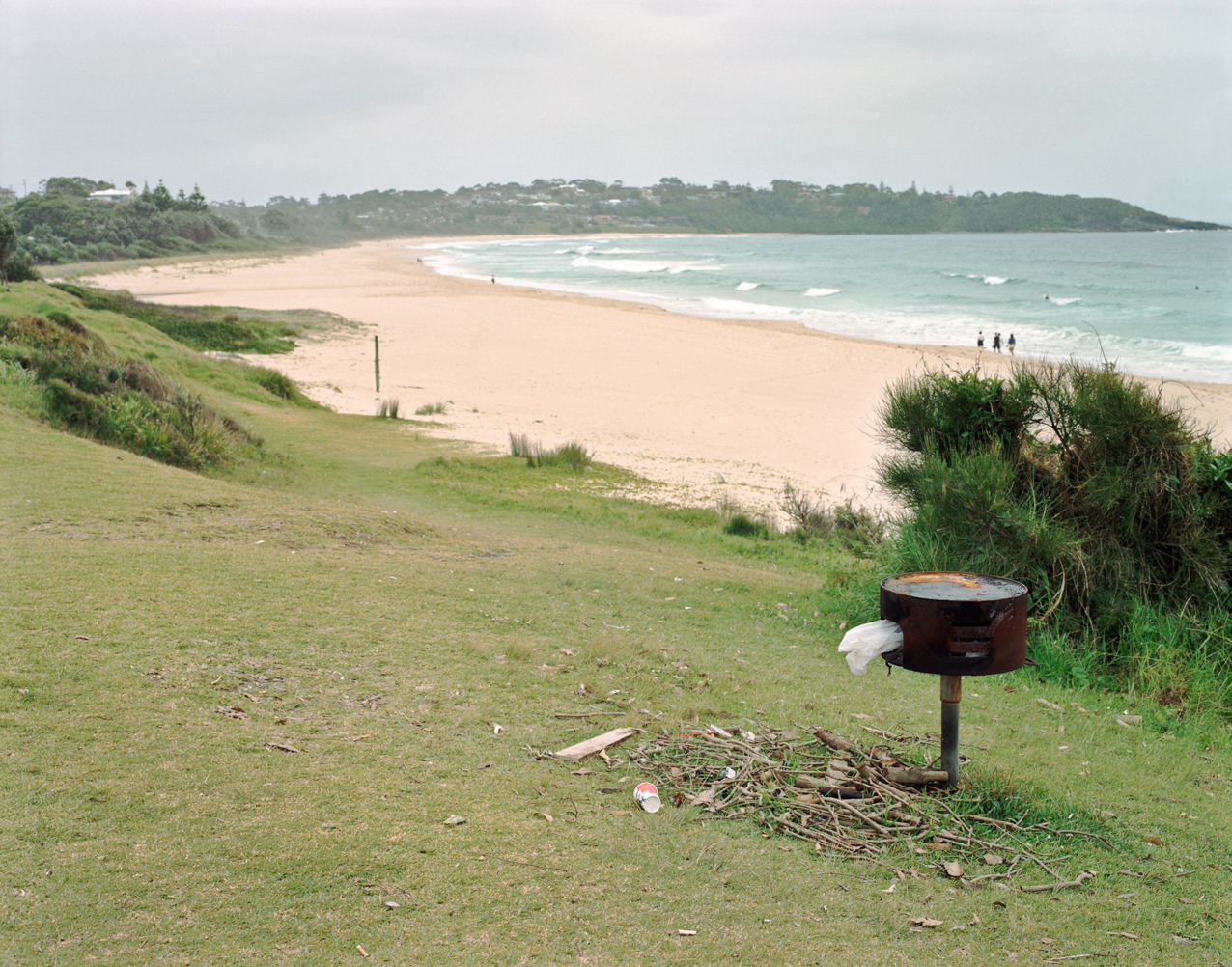 Beach BBQ, Mollymook, NSW