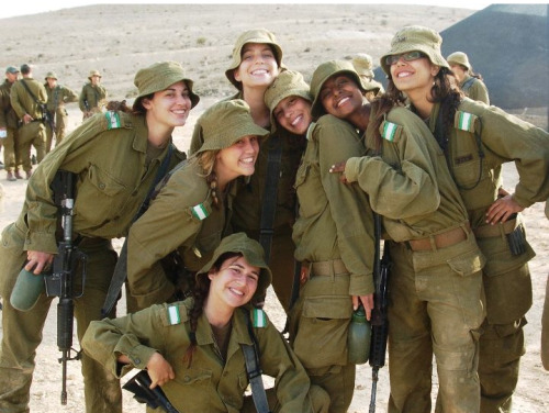 lisbethsalander-hero:  I support the IDF (Israeli Defense Forces)