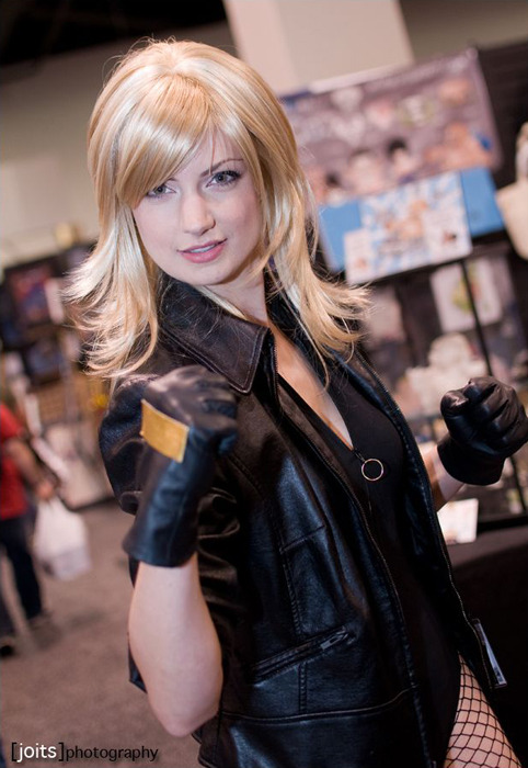 jesic:   Black Canary cosplay at WonderCon 2012, photo by Joits