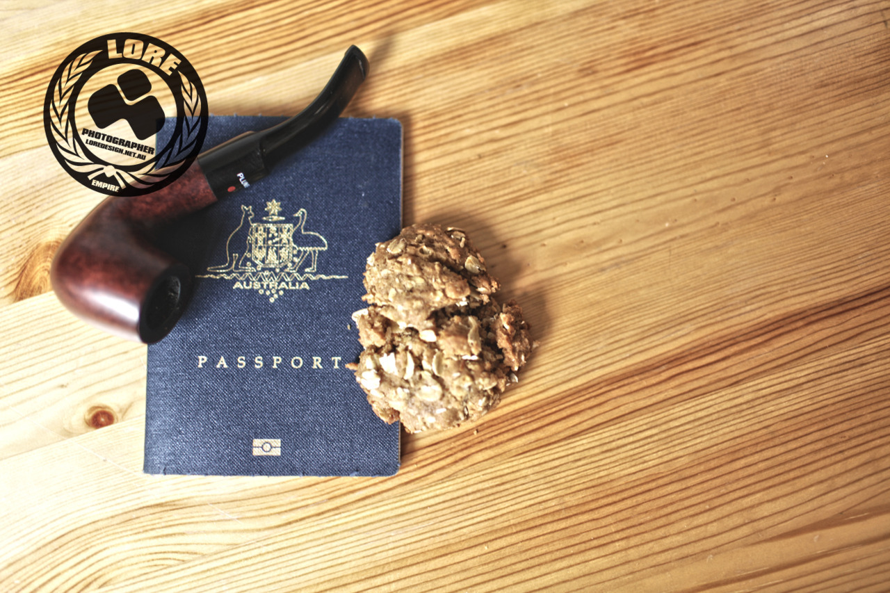 One of the best passports in the world. :) Lore Danger