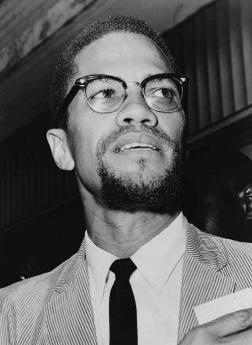 "Malcolm X Malcolm X was born Malcolm Little on May 19, 1925 in Omaha, Nebraska. His mother, Louis Norton Little, was a homemaker occupied with the family's eight children. His father, Earl Little, was an outspoken Baptist minister and avid supporter of Black Nationalist leader Marcus Garvey. Earl's civil rights activism prompted death threats from the white supremacist organization Black Legion, forcing the family to relocate twice before Malcolm's fourth birthday. Regardless of the Little's efforts to elude the Legion, in 1929 their Lansing, Michigan home was burned to the ground, and two years later Earl's mutilated body was found lying across the town's trolley tracks. Police ruled both accidents, but the Little's were certain that members of the Black Legion were responsible. Louise had an emotional breakdown several years after the death of her husband and was committed to a mental institution. Her children were split up amongst various foster homes and orphanages.Malcolm was a smart, focused student and graduated from junior high at the top of his class. However, when a favorite teacher told Malcolm his dream of becoming a lawyer was ""no realistic goal for a nigger,"" Malcolm lost interest in school. He dropped out, spent some time in Boston, Massachusetts working various odd jobs, and then traveled to Harlem, New York where he committed petty crimes. By 1942 Malcolm was coordinating various narcotic, prostitution and gambling rings.Eventually Malcolm and his buddy, Malcolm ""Shorty"" Jarvis, moved back to Boston, where they were arrested and convicted on burglary charges in 1946. Malcolm placated himself by using the seven-year prison sentence to further his education. It was during this period of self-enlightenment that Malcolm's brother Reginald visited and discussed his recent conversion to the Muslim religious organization the Nation of Islam. Intrigued, Malcolm studied the teachings of Nation of Islam leader Elijah Muhammad. Muhammad taught that white society actively worked to keep African-Americans from empowering themselves and achieving political, economic and social success. Among other goals, the Nation of Islam fought for a state of their own, separate from one inhabited by white people. By the time he was paroled in 1952, Malcolm was a devoted follower with the new surname ""X."" He considered ""Little"" a slave name and chose the ""X"" to signify his lost tribal name. Intelligent and articulate, Malcolm was appointed a minister and national spokesman for the Nation of Islam. Elijah Muhammad also charged him with establishing new mosques in cities such as Detroit, Michigan and Harlem, New York. Malcolm utilized newspaper columns, radio and television to communicate the Nation of Islam's message across the United States. His charisma, drive and conviction attracted an astounding number of new members. Malcolm was largely credited with increasing membership in the Nation of Islam from 500 in 1952 to 30,000 in 1963.The crowds and controversy surrounding Malcolm made him a media magnet. He was featured in a week-long television special with Mike Wallace in 1959, The Hate That Hate Produced, that explored fundamentals of the Nation of Islam and Malcolm's emergence as one of its most important leaders. After the special, Malcolm was faced with the uncomfortable reality that his fame had eclipsed that of his mentor Elijah Muhammad.Racial tensions ran increasingly high during the early 1960s. In addition to the media, Malcolm's vivid personality had captured the government's attention. As membership in the Nation of Islam continued to grow, FBI (Federal Bureau of Investigation) agents infiltrated the organization (one even acted at Malcolm's bodyguard) and secretly placed bugs, wiretaps and cameras surveillance equipment to monitor the group's activities.Malcolm's faith was dealt a crushing blow at the height of the civil rights movement in 1963. He learned that Elijah Muhammad was secretly having relations with as many as six women in the Nation of Islam, some of which had resulted in children. Since his conversion Malcolm had strictly adhered to the teachings of Muhammad, including remaining celibate until his marriage to Betty Shabazz in 1958. Malcolm refused Muhammad's request to keep the matter quiet. He was deeply hurt by the deception of Muhammad, whom he had considered a prophet, and felt guilty about the masses he had lead into what he now felt was a fraudulent organization. When Malcolm received criticism after the assassination of President John F. Kennedy for saying, ""[Kennedy] never foresaw that the chickens would come home to roost so soon,"" Muhammad ""silenced"" him for 90 days. Malcolm suspected he was silenced for another reason. In March 1964 he terminated his relationship with the Nation of Islam and founded the Muslim Mosque, Inc.That same year, Malcolm went on a pilgrimage to Mecca, Saudi Arabia. The trip proved life altering, as Malcolm met ""blonde-haired, blued-eyed men I could call my brothers."" He returned to the United States with a new outlook on integration. This time, instead of just preaching to African-Americans, he had a message for all races.Relations between Malcolm and the Nation of Islam had become volatile after he renounced Elijah Muhammad. Informants working in the Nation of Islam warned that Malcolm had been marked for assassination (one man had even been ordered to help plant a bomb in his car). After repeated attempts on his life, Malcolm rarely traveled anywhere without bodyguards. On February 14, 1965 the home where Malcolm, Betty and their four daughters lived in East Elmhurst, New York was firebombed (the family escaped physical injury).At a speaking engagement in the Manhattan's Audubon Ballroom on February 21, 1965 three gunmen rushed Malcolm onstage and shot him 15 times at close range. The 39-year-old was pronounced dead on arrival at New York's Columbia Presbyterian Hospital. Fifteen hundred people attended Malcolm's funeral in Harlem at the Faith Temple Church of God in Christ on February 27, 1965. After the ceremony, friends took the shovels from the gravediggers and buried Malcolm themselves. Later that year, Betty gave birth to their twin daughters.Malcolm's assassins, Talmadge Hayer, Norman 3X Butler and Thomas 15X Johnson were convicted of first-degree murder in March 1966. The three men were all members of the Nation of Islam.The legacy of Malcolm X has moved through generations as the subject of numerous documentaries, books and movies. A tremendous resurgence of interest occurred in 1992 when director Spike Lee released the acclaimed Malcolm X movie. The film received Oscar nominations for Best Actor (Denzel Washington) and Best Costume Design.Malcolm X is buried at the Ferncliff Cemetery in Hartsdale, New York."