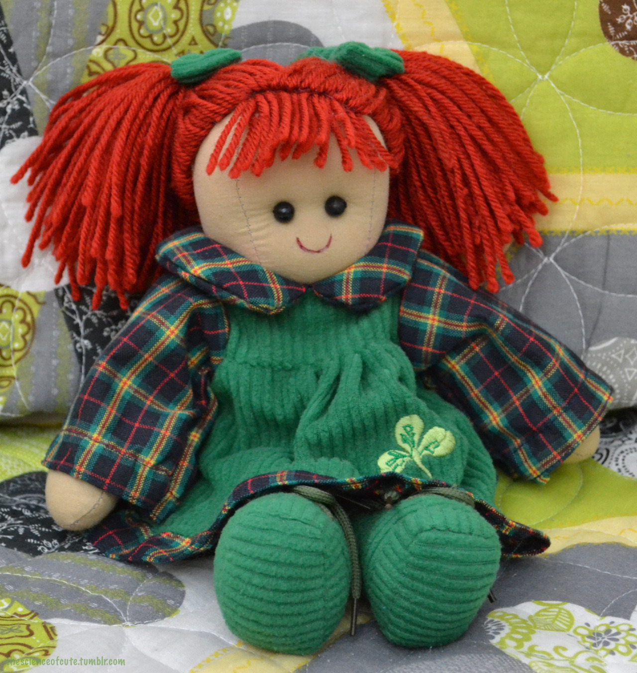 Molly Flynn, Irish Rag Doll
