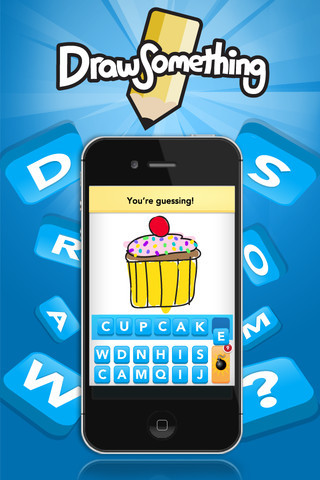 If anyone is interested in playing Draw Something with me my username is ComicBookArob.