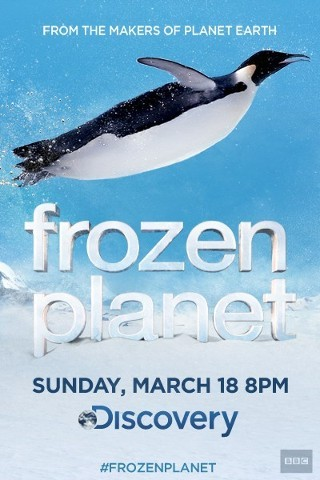 I am watching Frozen Planet                                                  196 others are also watching                       Frozen Planet on GetGlue.com